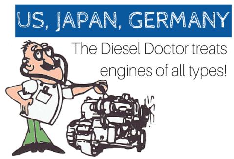 Diesel Doc engines