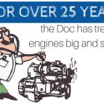Diesel Doctor 25 years