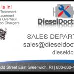 Diesel Doctor Business Card